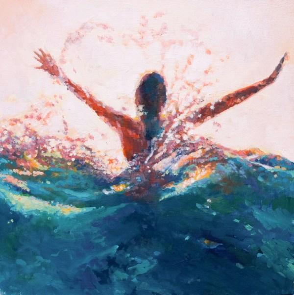 Mermaid Paintings and Prints