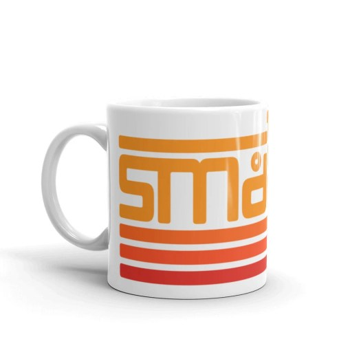 Småland Mugg / Orange te...
