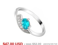 Vintage Floral Oval Aquamarine Engagement Ring in 14k Rose