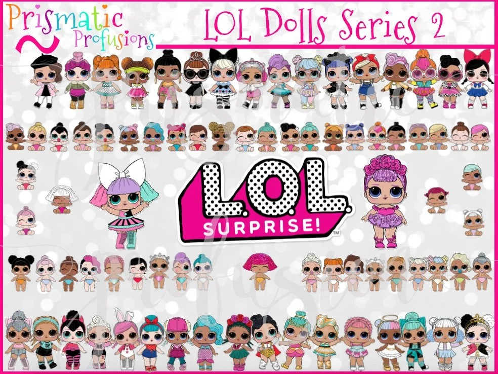 Lol Surprise Doll Name List