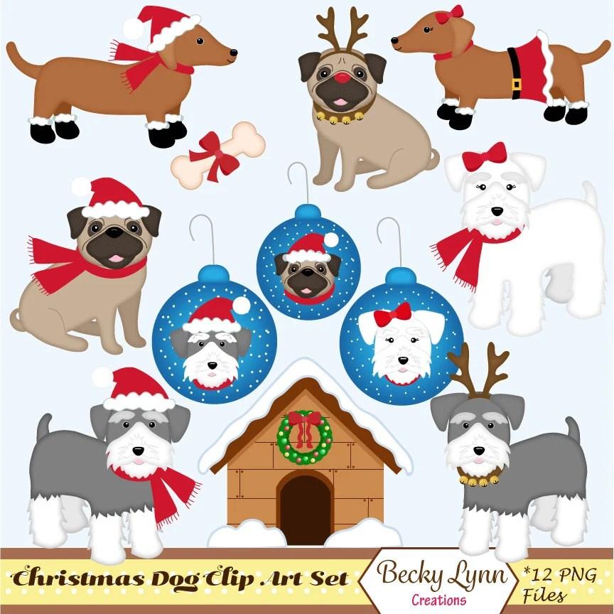 items similar christmas dog