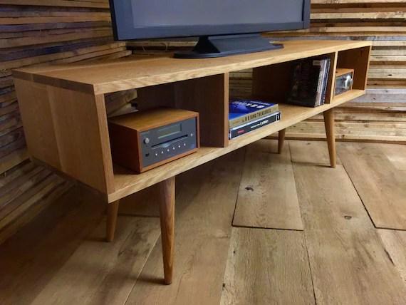 title | mid century modern tv stand