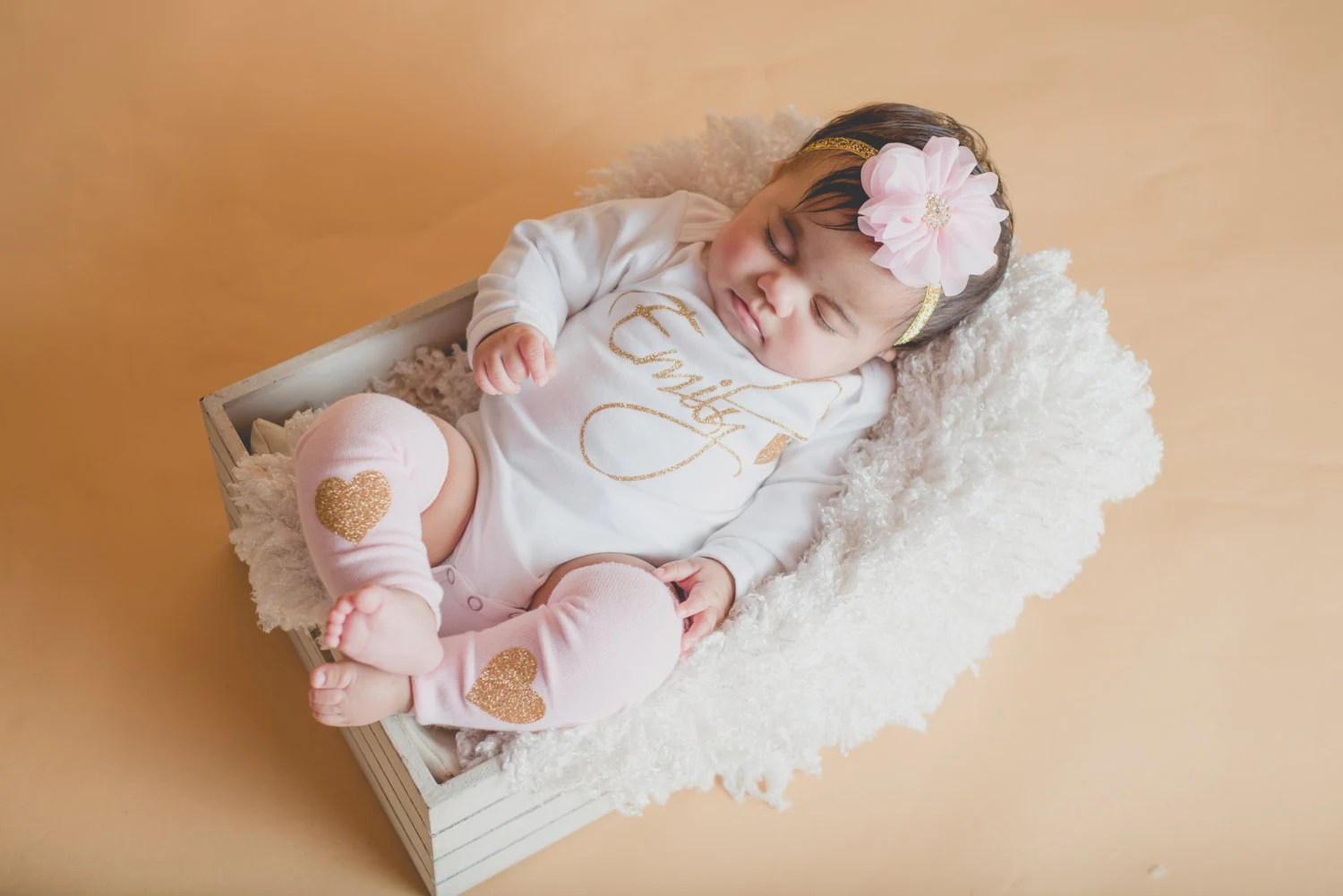 Baby Girl Coming Home Outfit Personalized Baby Girl Clothes