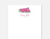 Personalized Notepads - W...