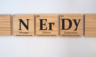 Wooden Periodic Table Wooden Thing