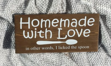 Custom Made Wood Words | Wooden Thing