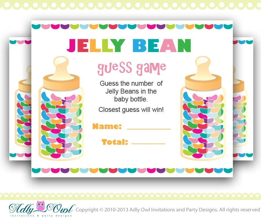 Order Game Beans Jelly Where