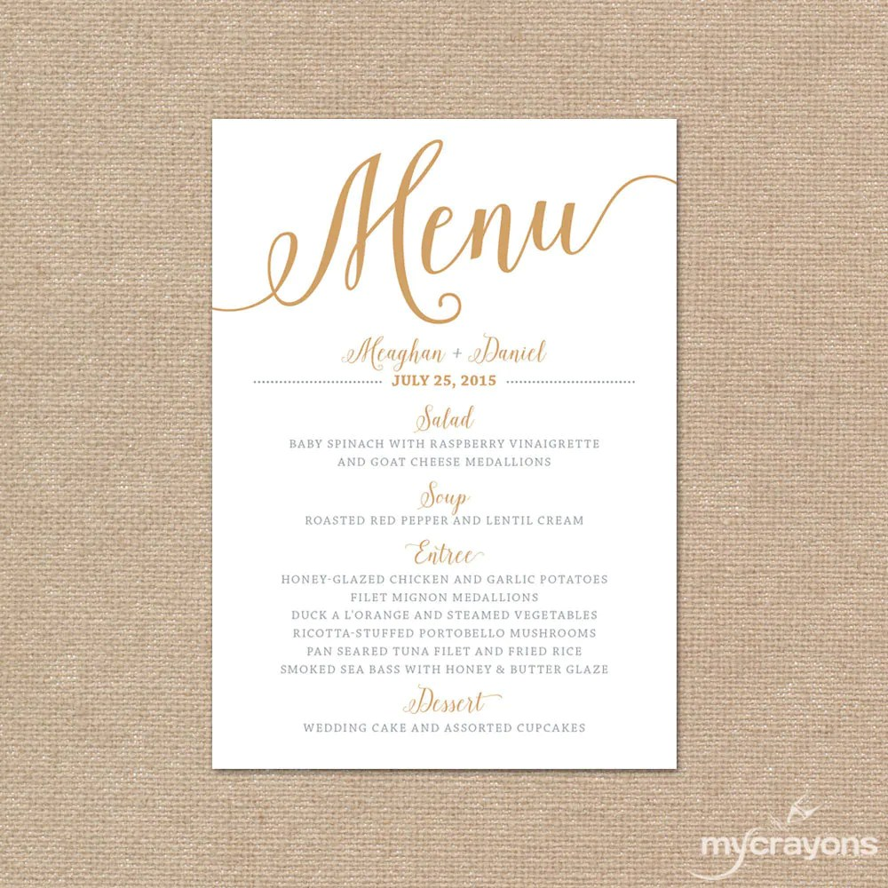 Custom Made Wedding Cards