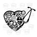 SVG Nursing Student Collage Nurse LPN RN Nursing
