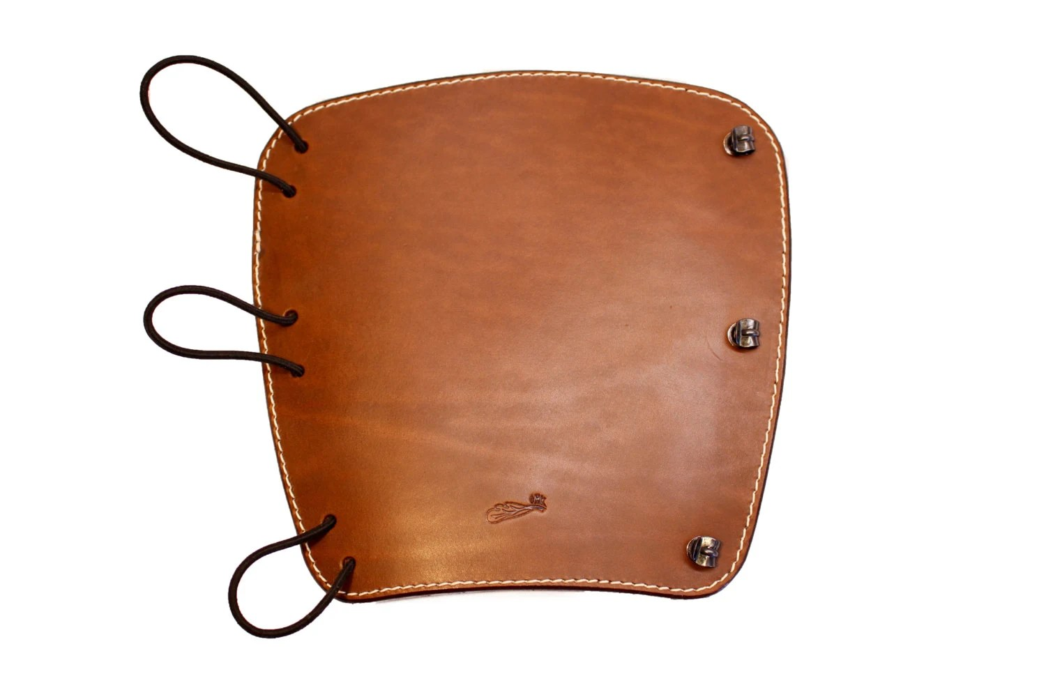 Traditional Leather Archery Arm Guards