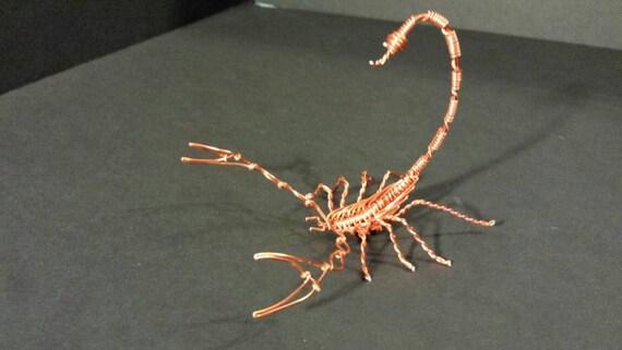 Scorpion Diagram Page 1