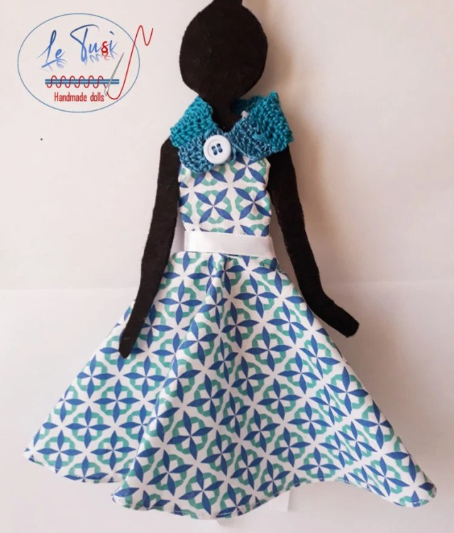 Dress for Tusì doll...