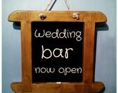 handmade boho country wed...