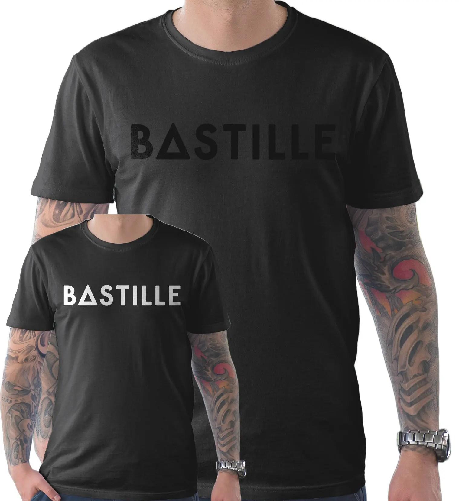 Bastille Indie Electro Band Music U. Dan Smith Flock Vinyl T