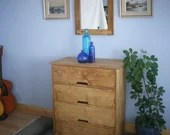 chest of drawers, bedside...