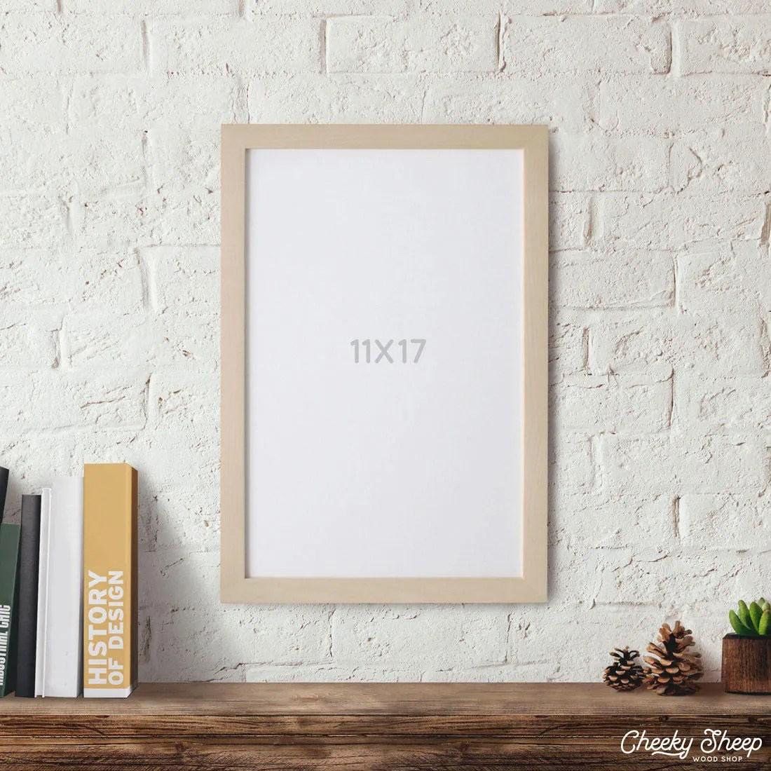11x17 Poster Frame Art