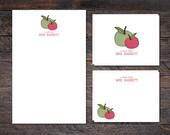 Apple Stationery Set - No...