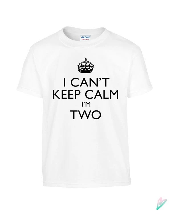 Calm Can I Im Two T Keep