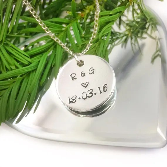 Personalised necklace