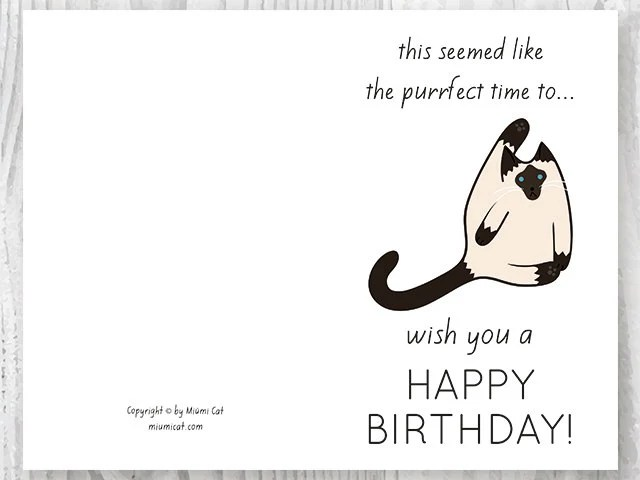 Printable Funny Photo Birthday Cards Impremedia Net