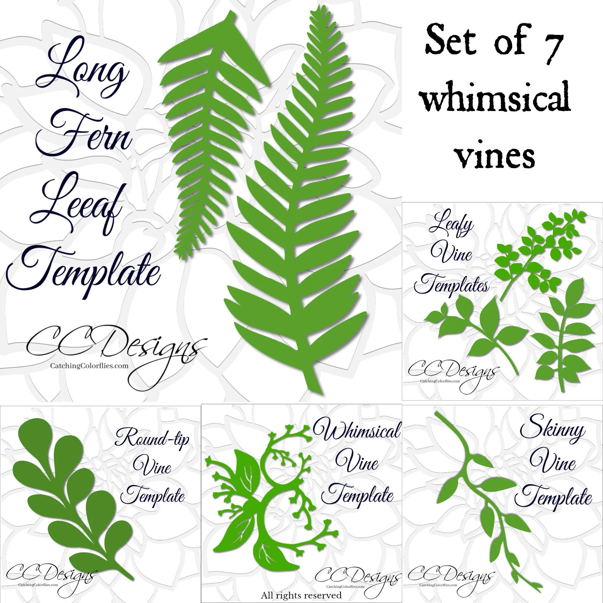 free giant paper flower templates