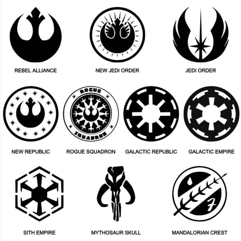 Star Wars Jedi Order Tattoo