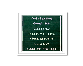 Behavior Chart Printable ...