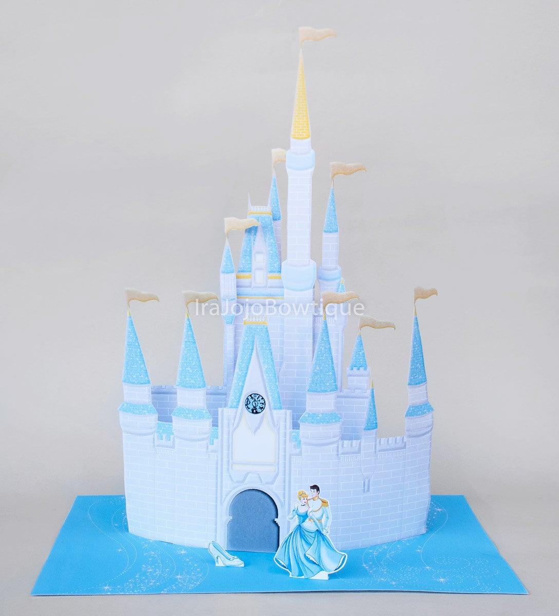Examples Of Cinderella Birthday Party Invitations