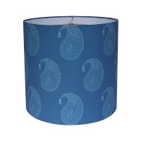Custom Lamp Shade Paisley Lampshade Boho Lamp Shades