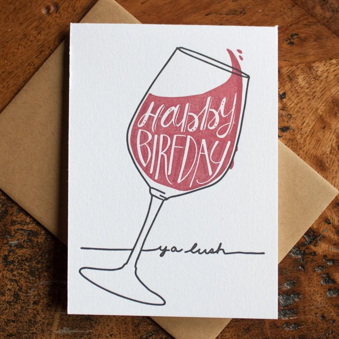 Happy Birfday - Card...