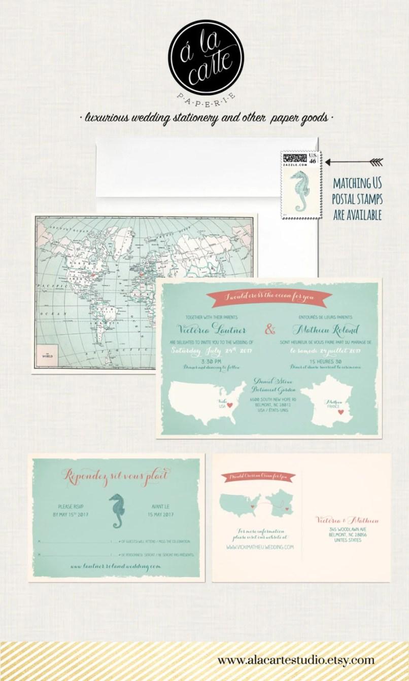 When Do You Send Invitations For Destination Wedding | Invitationjpg.com