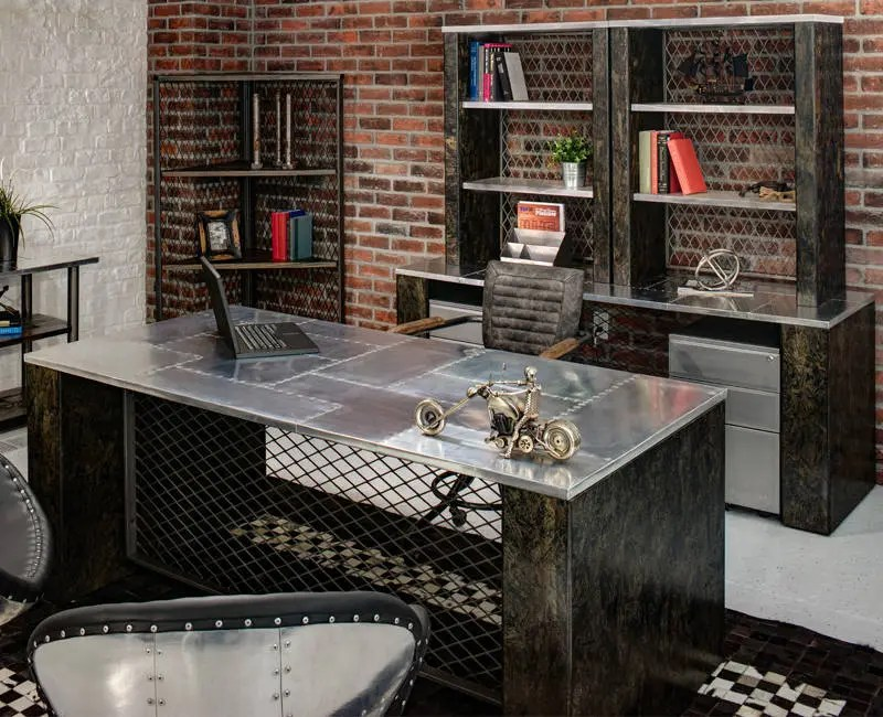 UrbanIndustrial Executive Desk