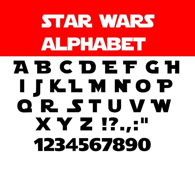 Printable Full Page Alphabet Letters