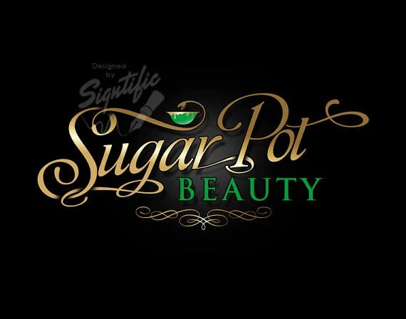 beauty salon logo custom business