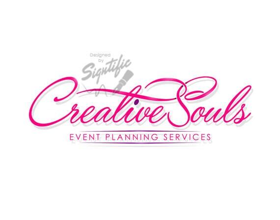 small business logo custom events
