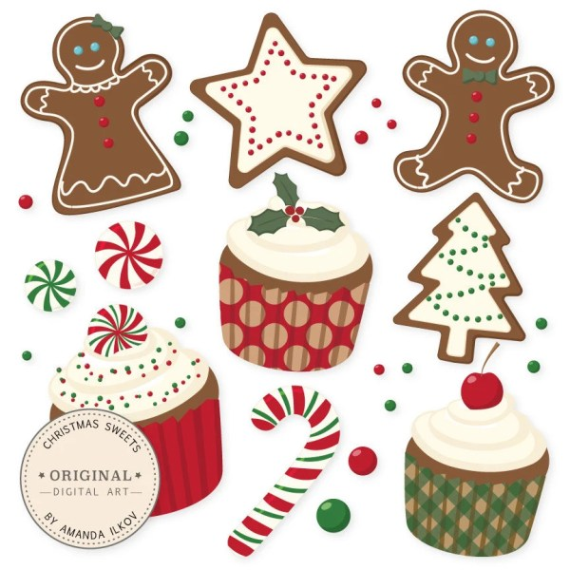 professional christmas cookies