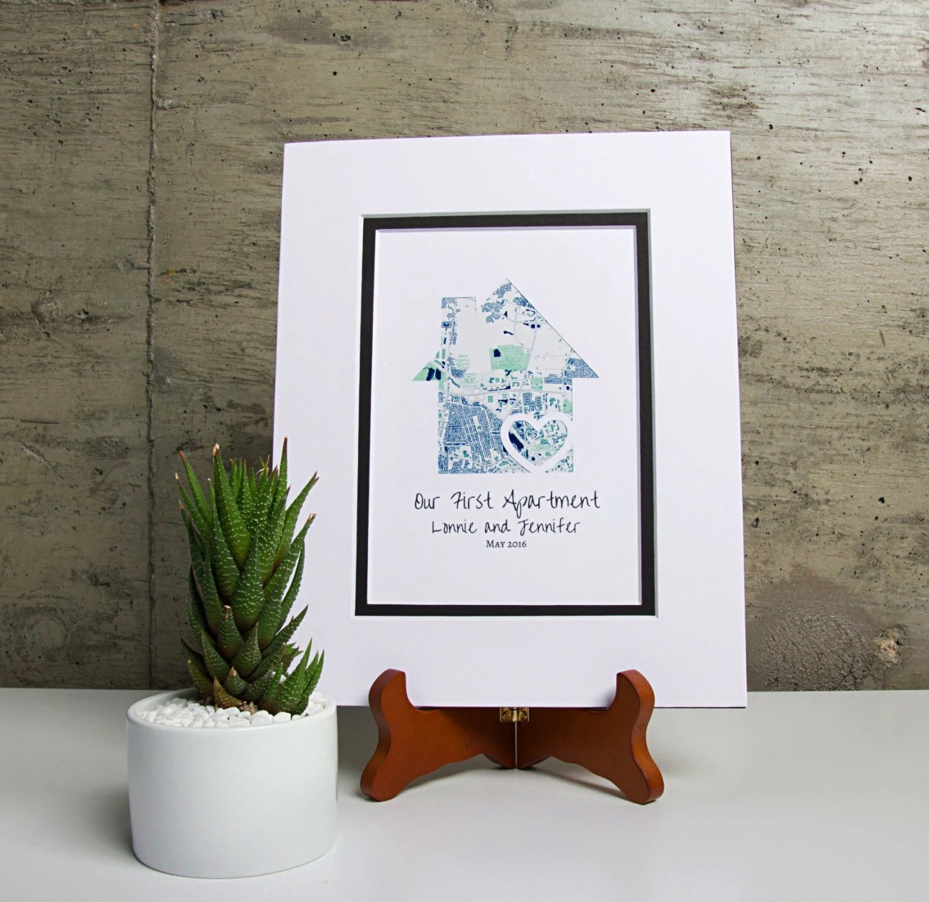 Our First Apartment Christmas Gift For Roommate Or Boyfriend