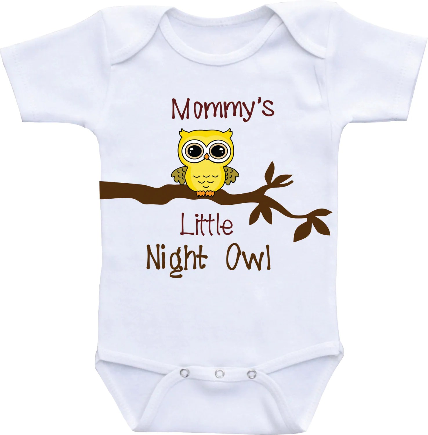 small resolution of  owl baby boy clothes baby shower gift funny baby clothes mommy s little night