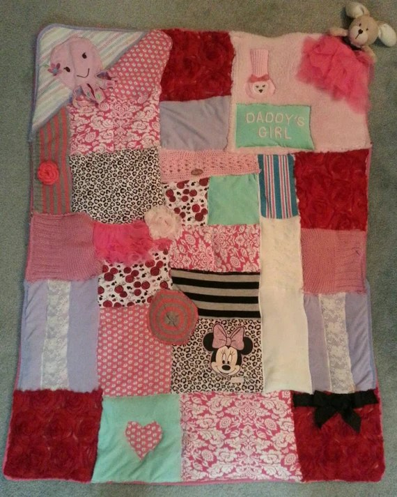 Memory Quilt by PillowMeCrazyDesigns in Mississauga, Ontario