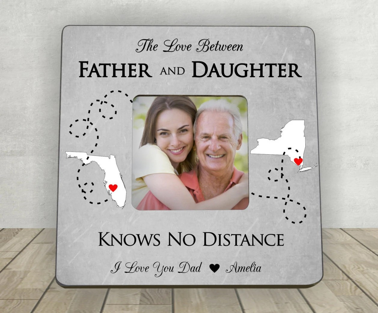 Gift For Dad Christmas Gift For Dad Father Daughter