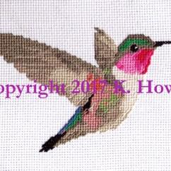 Hummingbird Diagram Of Color Ezgo Marathon Gas Golf Cart Wiring Cross Stitch Pattern Bird Pollinator Flying