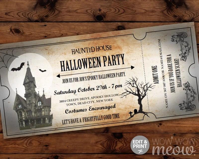Create Printable Invitations Online