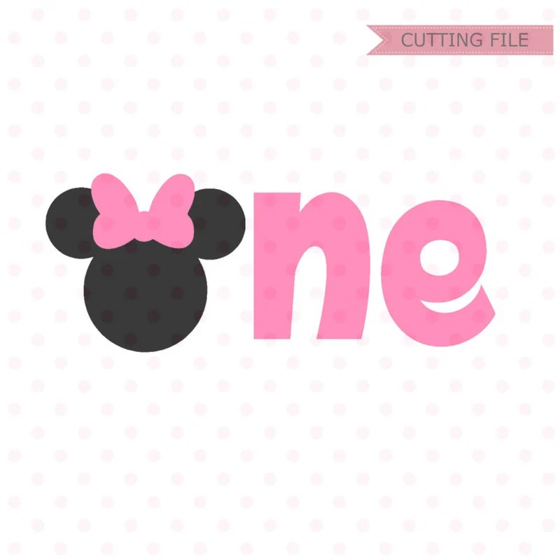 Minnie Mouse Head Etsy