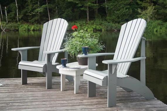 Grandpa Adirondack Chair Plans Digital CAD PDF
