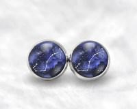 Scorpio Constellation Stud Earrings Scorpio Earrings