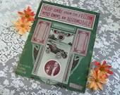 Vintage 1912 Sheet Music ...