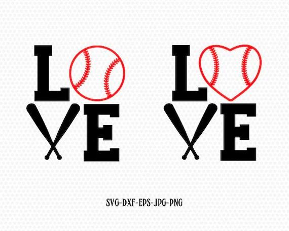 Download Baseball Love SVG Baseball Monogram framesSvg Baseball Cut