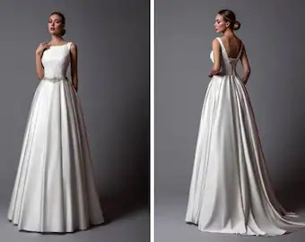 Hochzeitskleid  Etsy