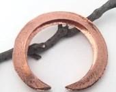 Copper Art Cuff Copper Ba...