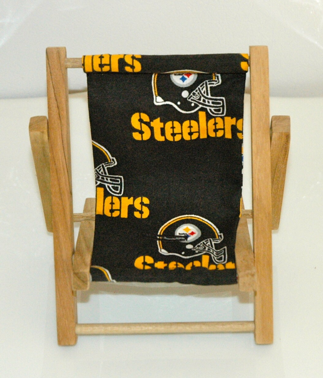 Pittsburgh Steelers Chair Nfl Pittsburgh Steelers Team Logo Cell Phone Chair